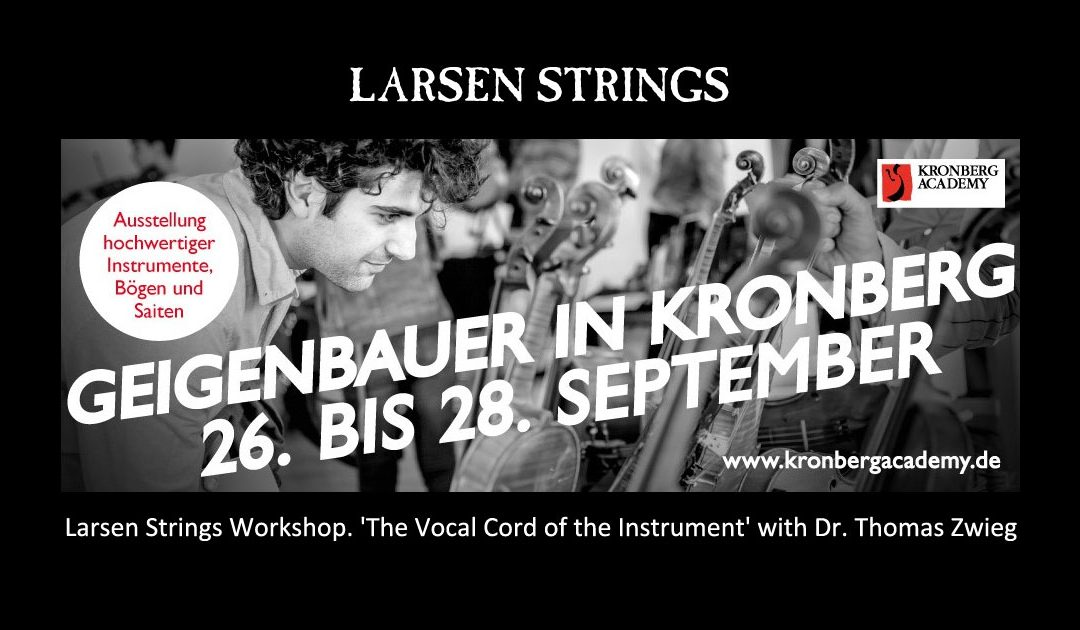 Larsen Strings on Tour