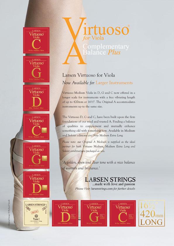 Larsen Virtuoso® for Viola