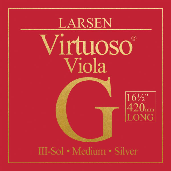 Virtuoso Viola Extra Long G