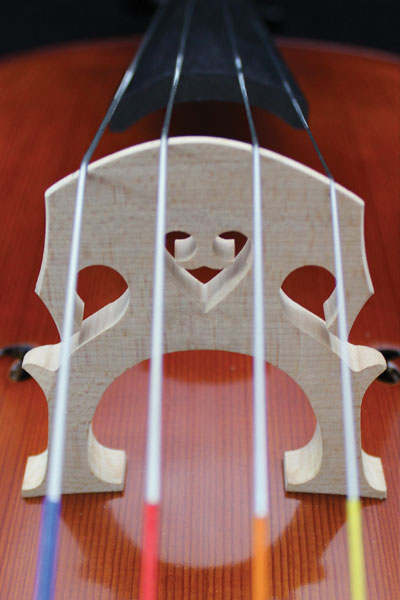 Crown Strings from Larsen Strings