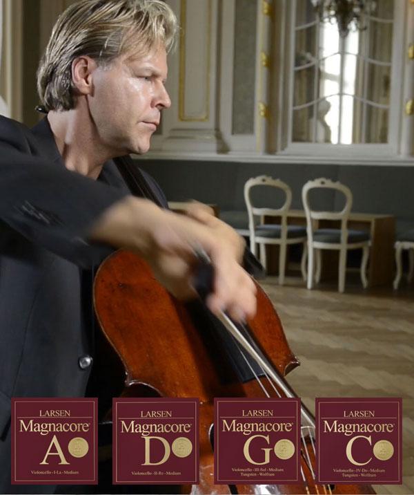 Christopher Franzius. Magnacore Arioso.