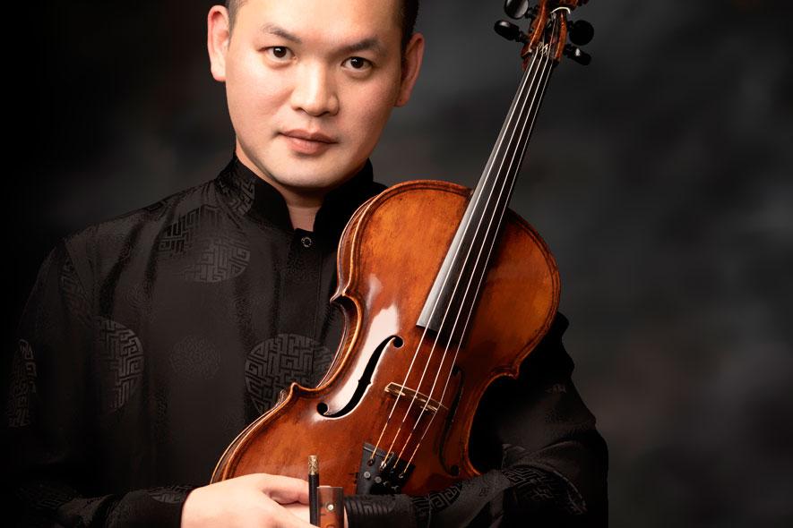 Hung-Wei Huang Viola