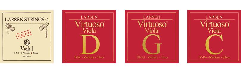 Larsen Virtuoso for Viola