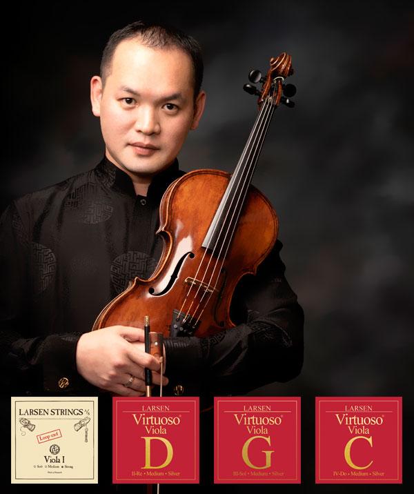 Hung-Wei Huang. New York Philharmonic.