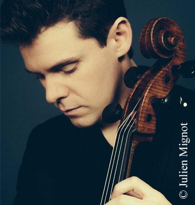 Christian-Pierre La Marca Cellist