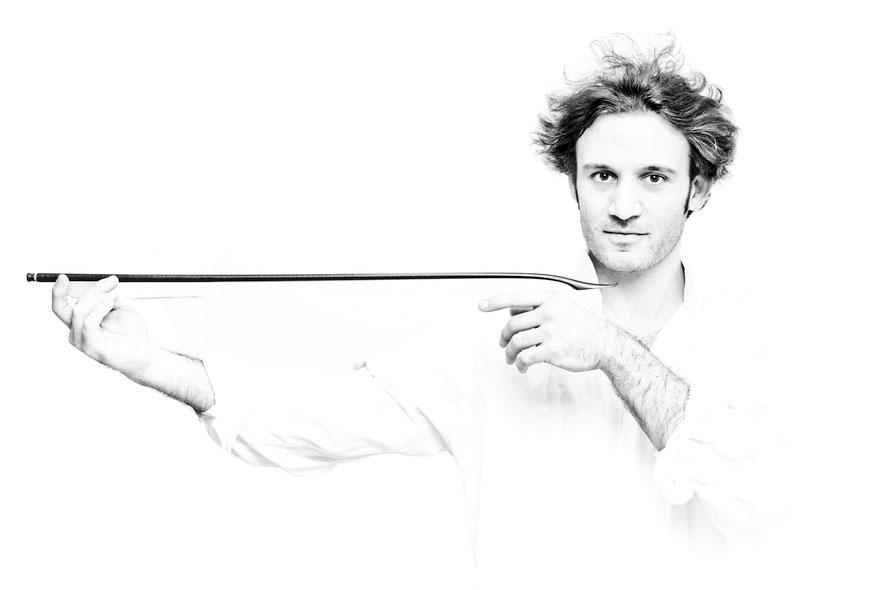 Nicolas Altstaedt Baroque Bow