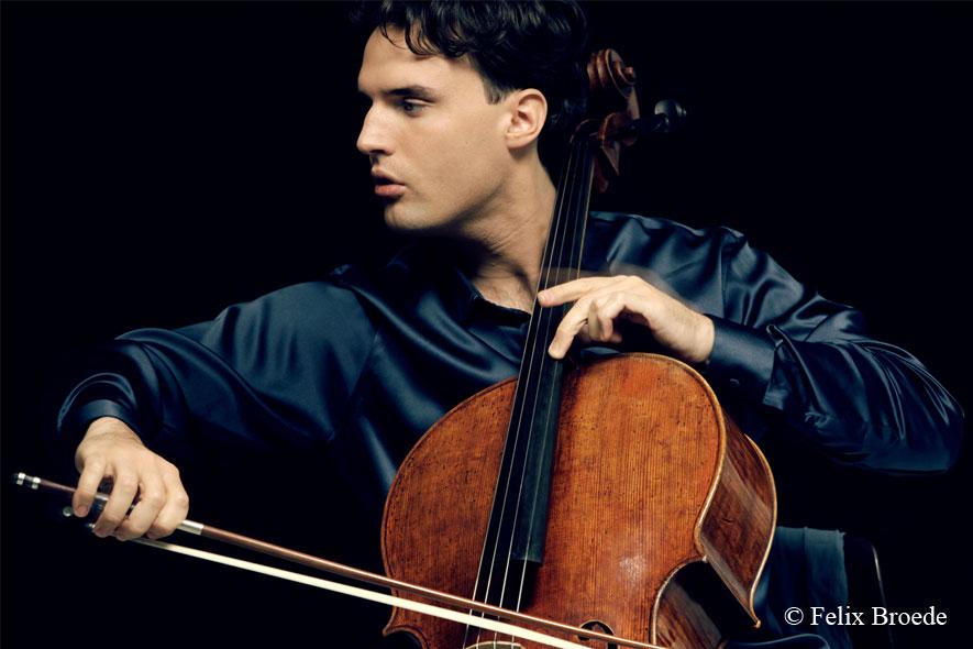 Leonard Elschenbroich Cellist