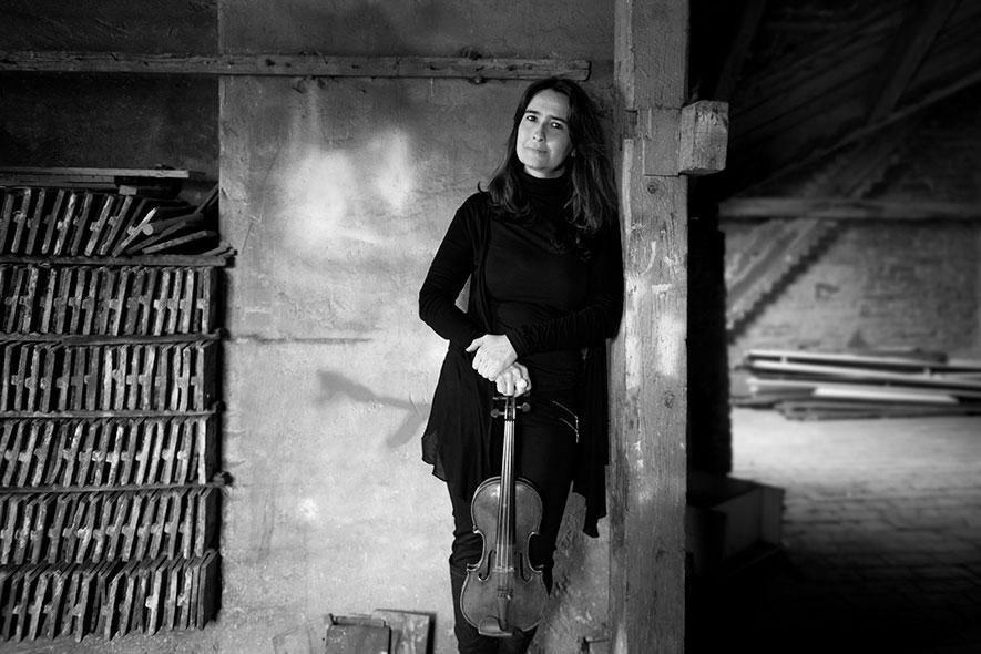 Eszter Haffner Violin