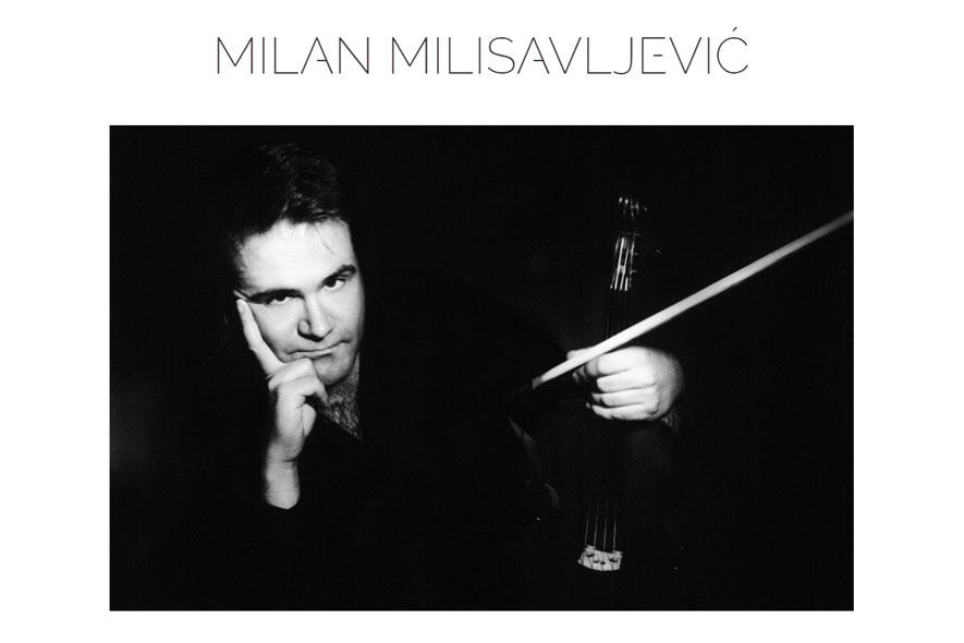 Milan Milisavljević Website