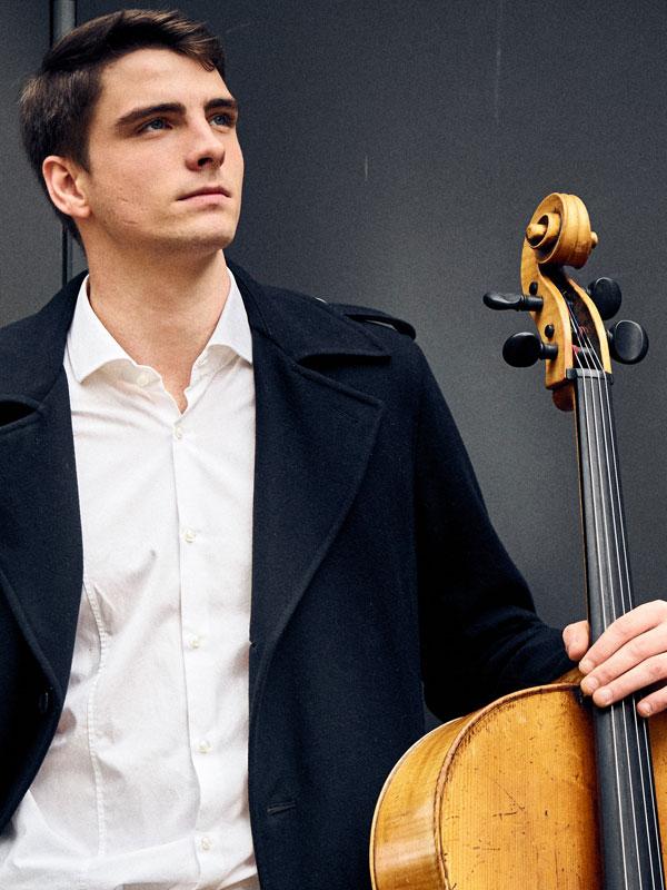 Friedrich Thiele Cellist