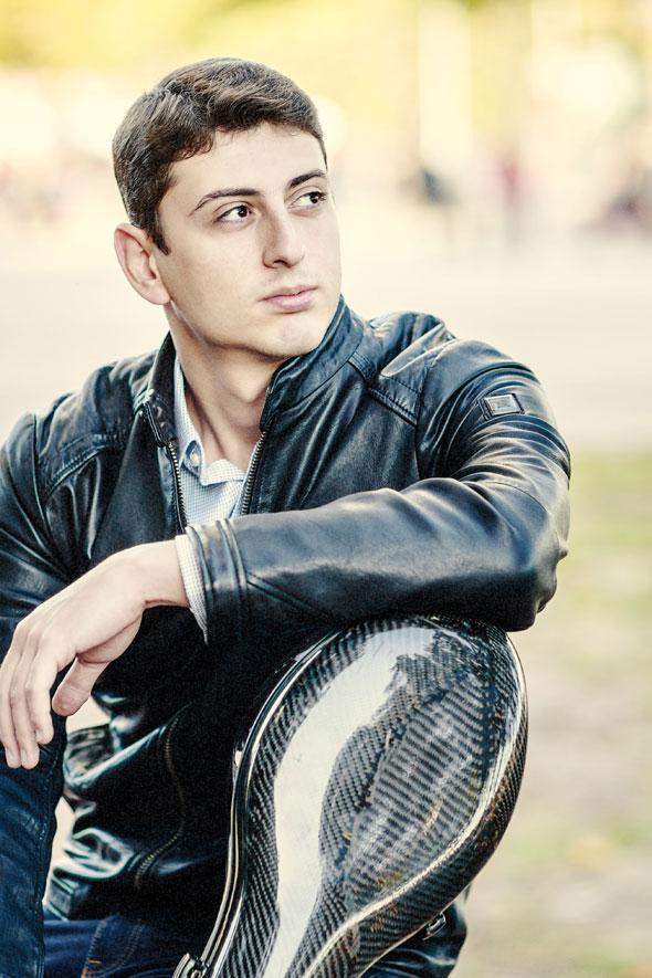 Narek Hakhnazaryan Cellist