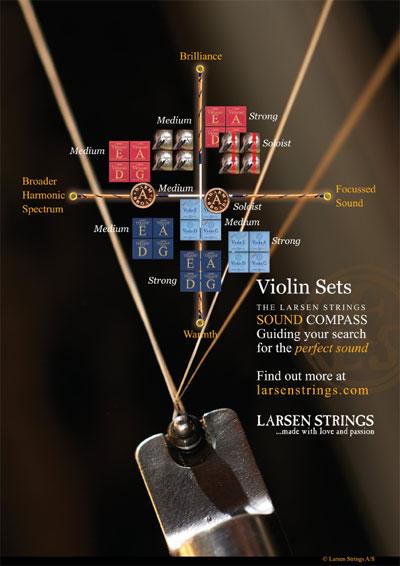 Larsen Original Violin