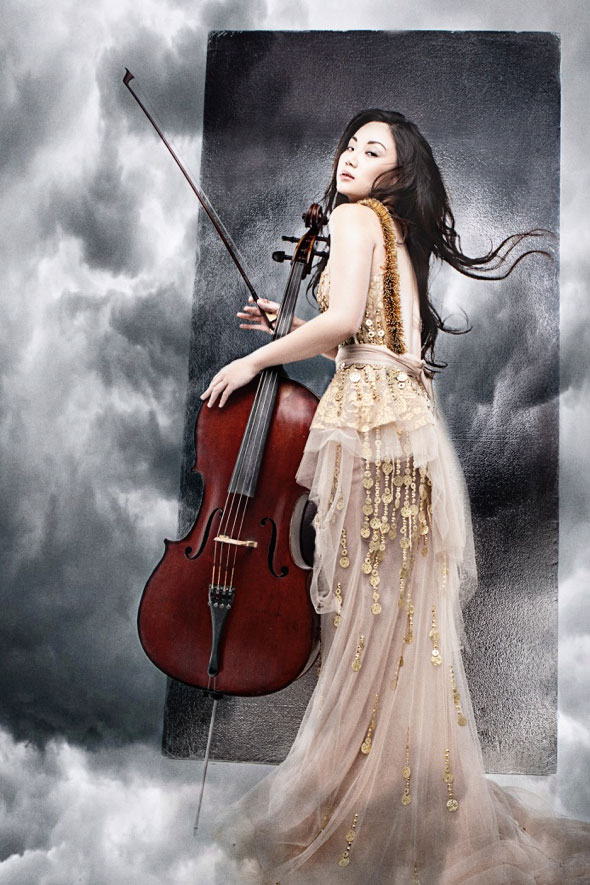 Tina Guo Cellist