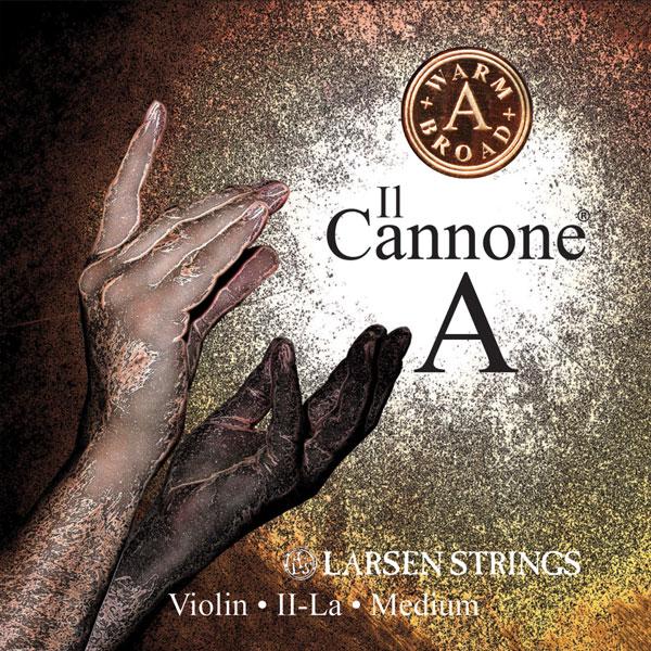 Il Cannone ® A Warm & Broad Violin Medium