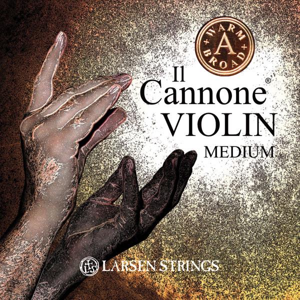 Il Cannone ® A Warm & Broad Violin Medium Set