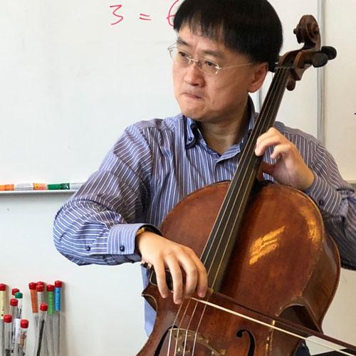 Jian Wang in Denmark