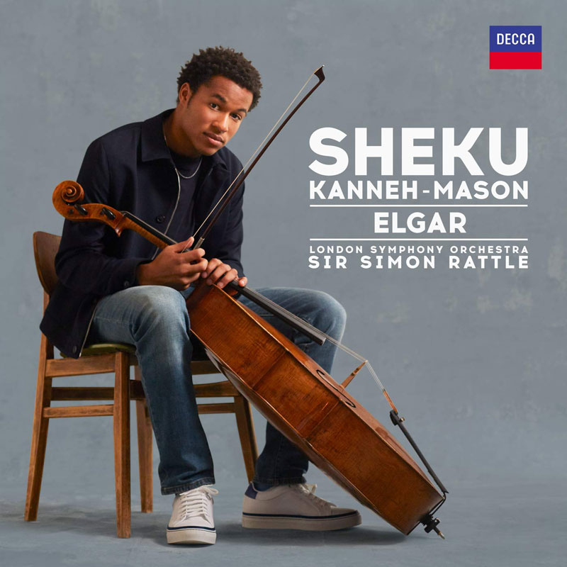 Sheku Kanneh-Mason Elgar