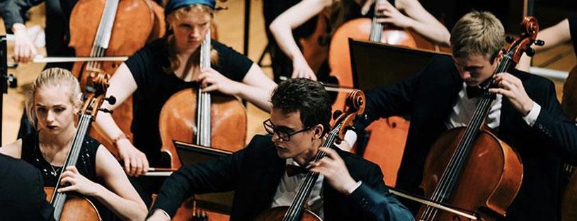 Orchestral Cellist