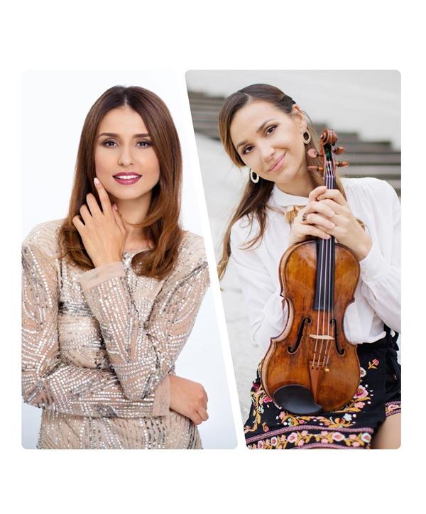 Rusanda Panfili & Valentina Nafornita