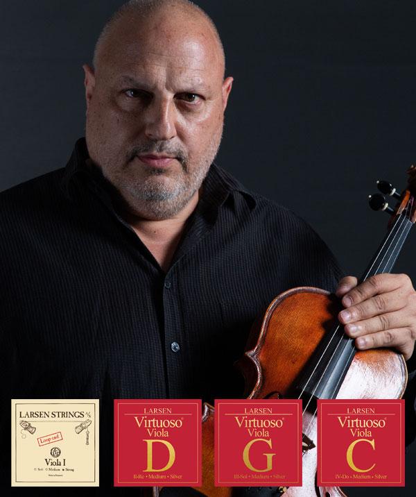 Paul Cortese. Principal Viola.