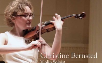 Christine Bernsted. Meet the family…
