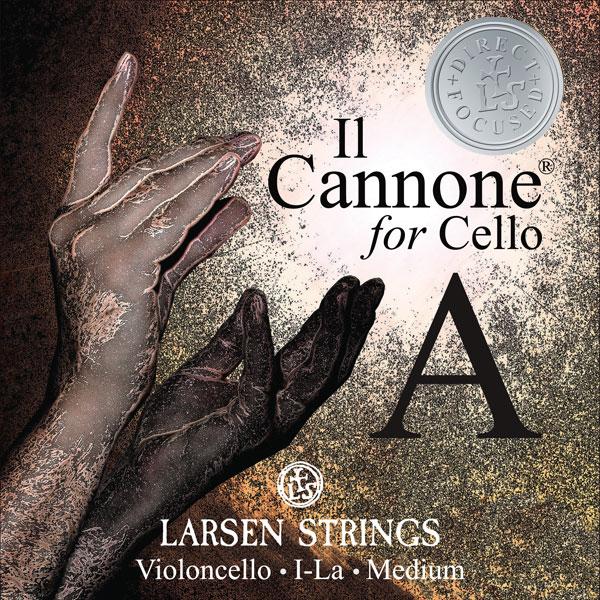 Il Cannone Cello A Direct & Focused