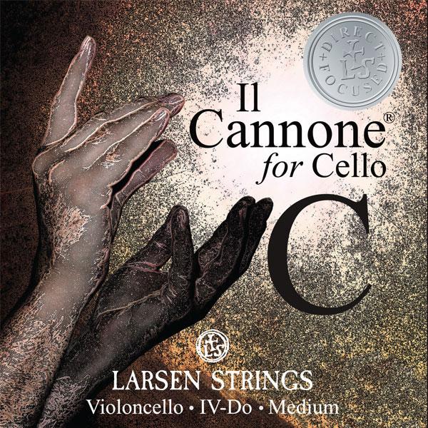 Il Cannone Cello C Direct & Focused