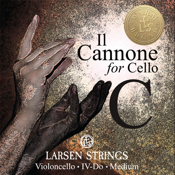 Il Cannone Cello C Warm and Broad