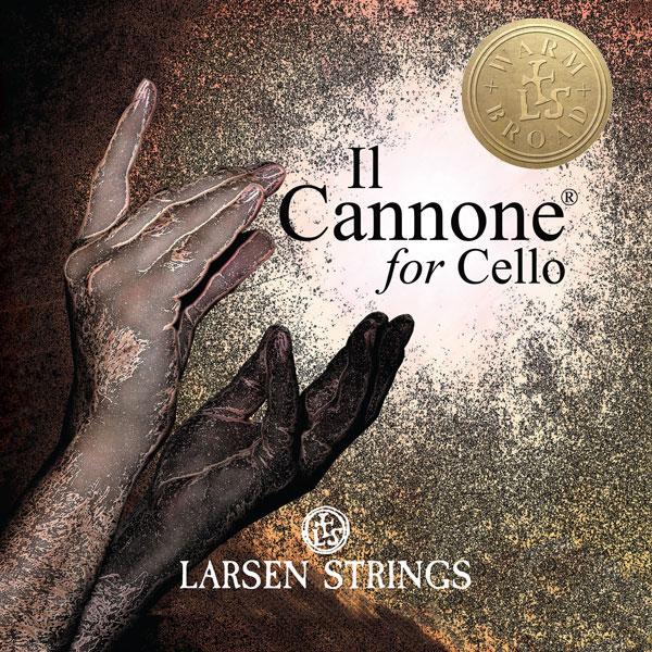 Il Cannone for Cello