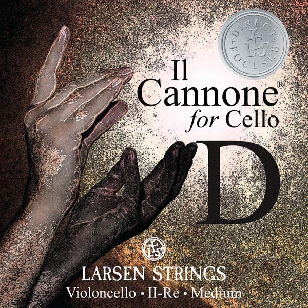 Il Cannone Cello D Direct & Focused
