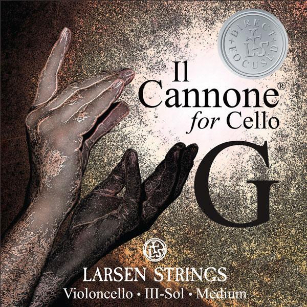 Il Cannone Cello G Direct & Focused