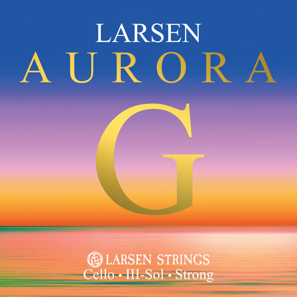 Larsen Aurora Cello G Strong
