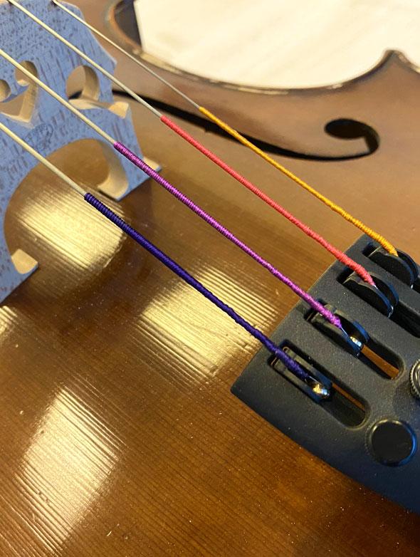 Larsen Aurora String Silks