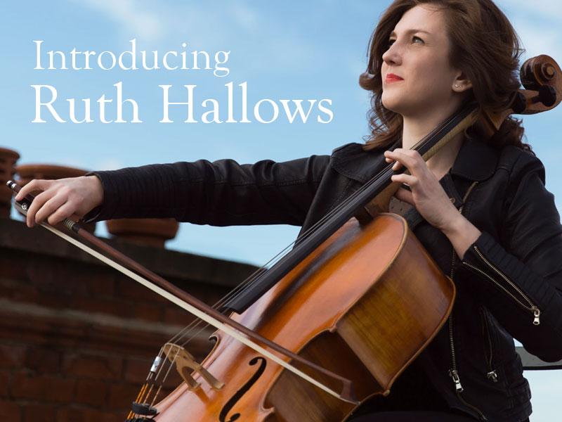 Introducing Ruth Hallows