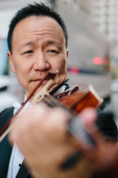 David Kim Violin