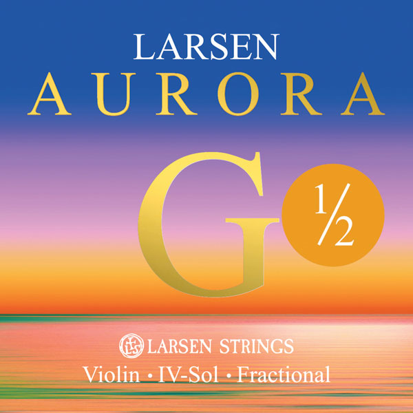 Larsen Aurora Violin G Fractional