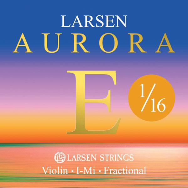 Aurora Violin E Medium 1/16