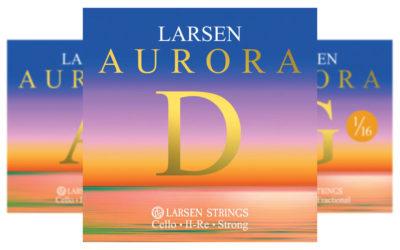NEW Aurora for Cello
