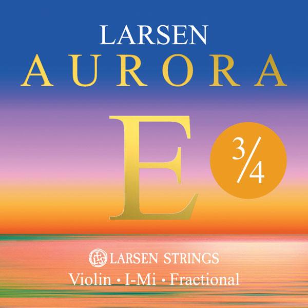 Aurora Violin E Medium 3/4