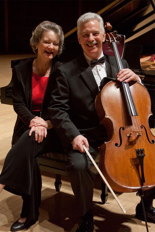 Image: The Fischer Duo