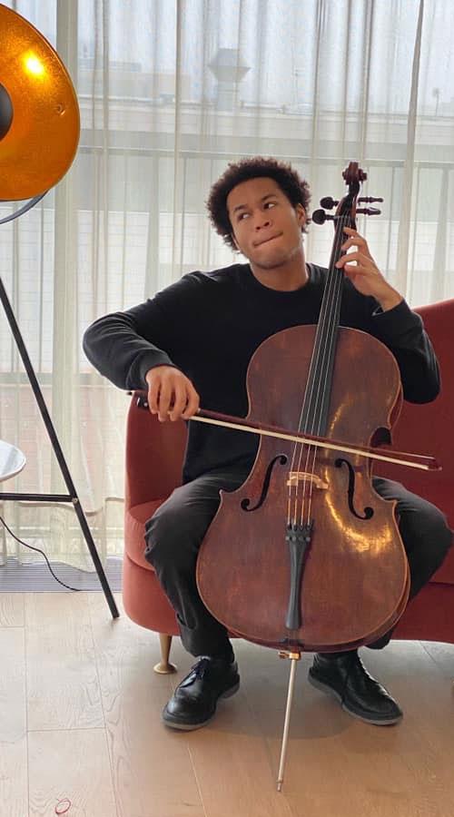 Larsen String Test