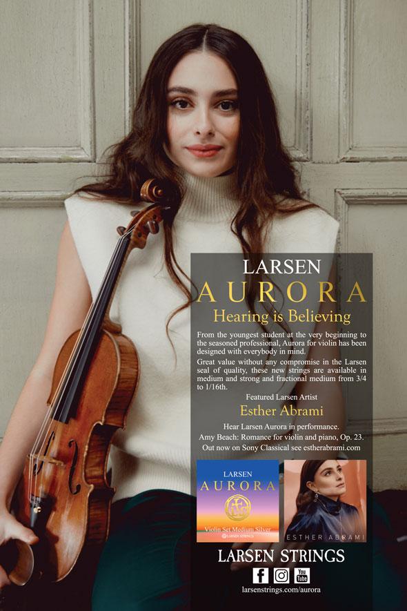 Esther Abrami Violin