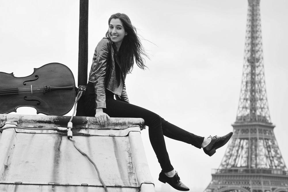 Camille Thomas Paris